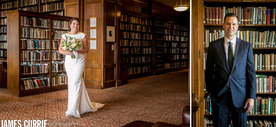 University Club Chicago Wedding Photography